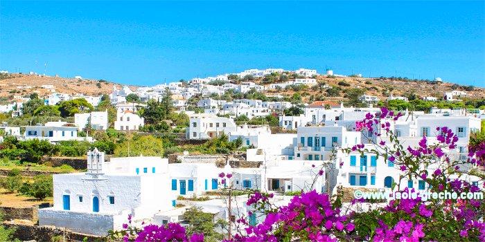 I migliori alloggi economici a Sifnos