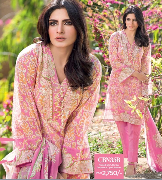 Gul Ahmed 2017 Winter Collection With Price