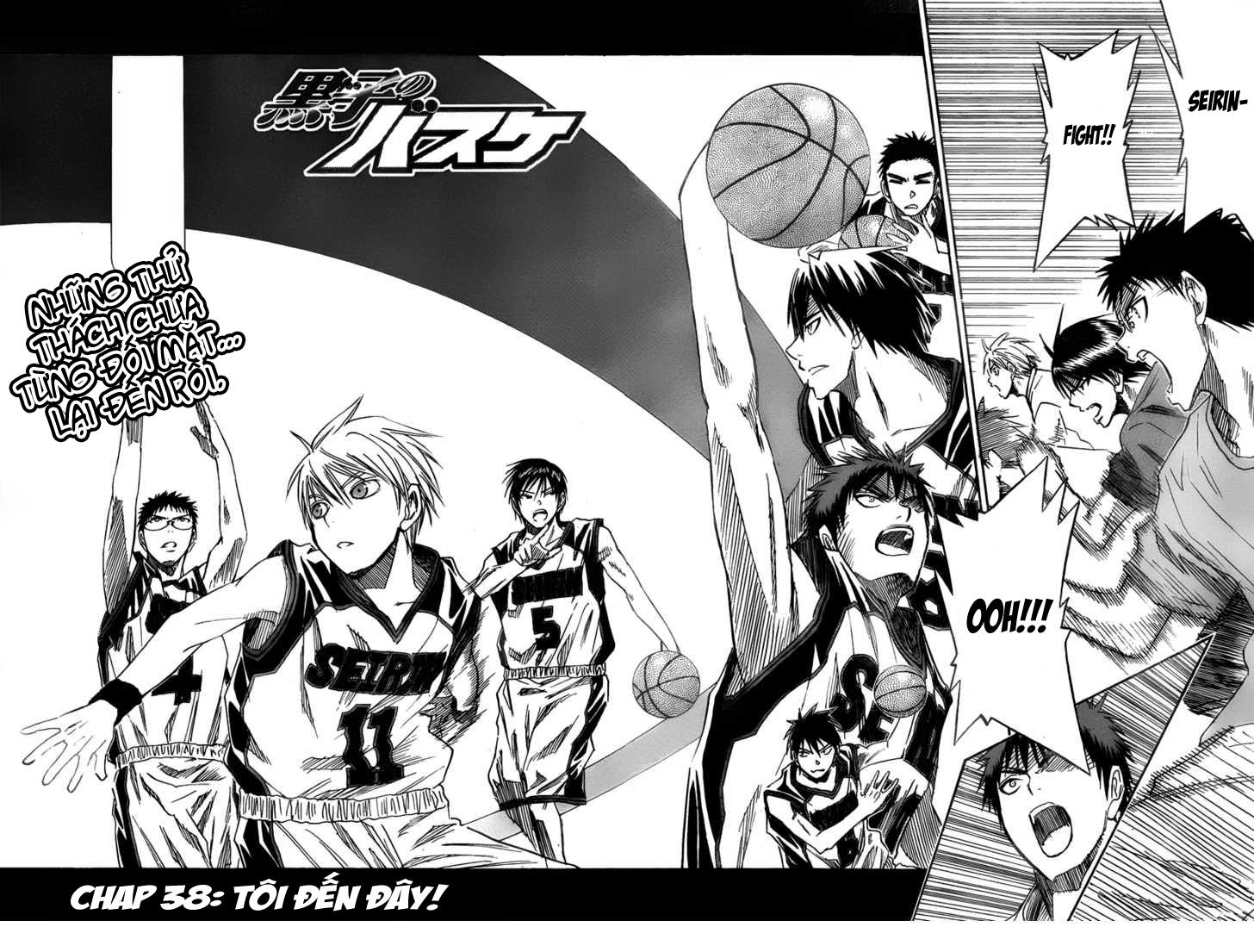 Kuroko No Basket chap 038 trang 4