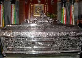 Relics of St.Andrew, Patras