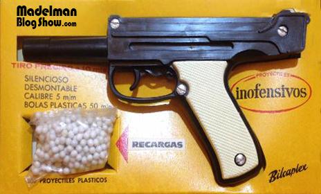 """Pistola de Juguete """"Chito 88""""  AUTOMATIC 300 de Ruymhere 8"""