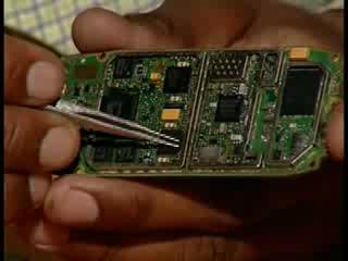 mobile pcb ke part ki jankari