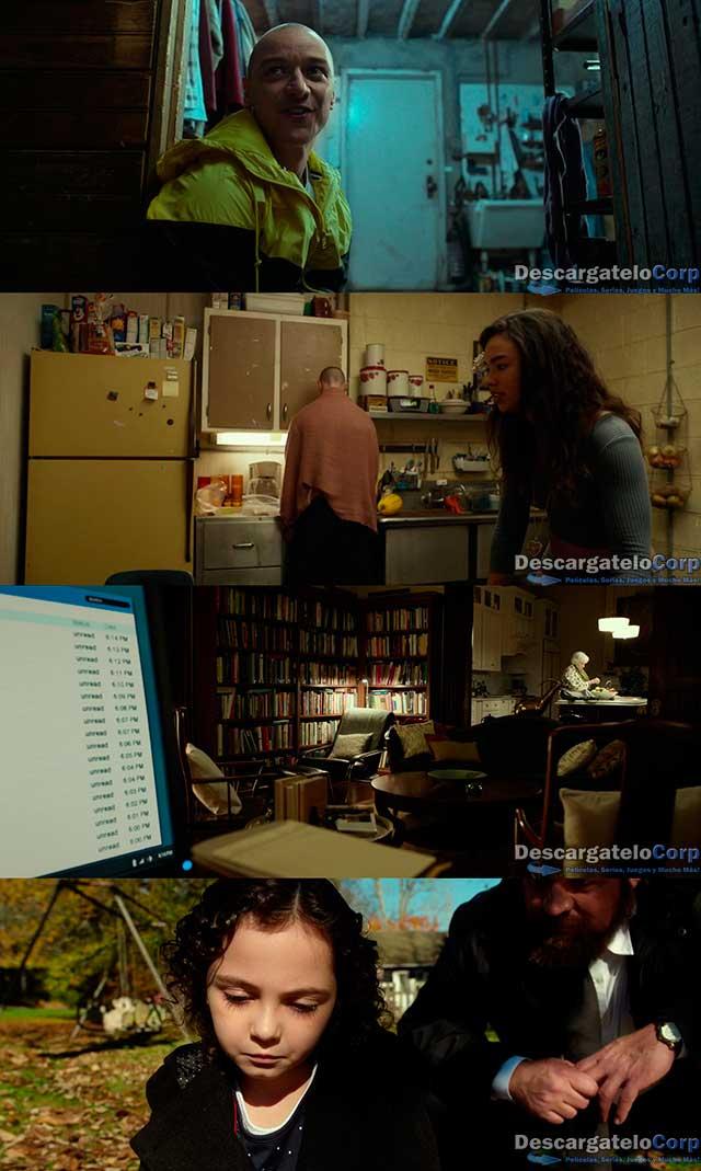 Fragmentado (2016) HD 1080p Español Latino