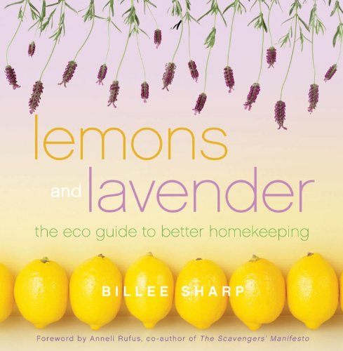 Lemons and Lavender by Billee Sharp