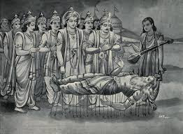 bhishma in mahabharat war