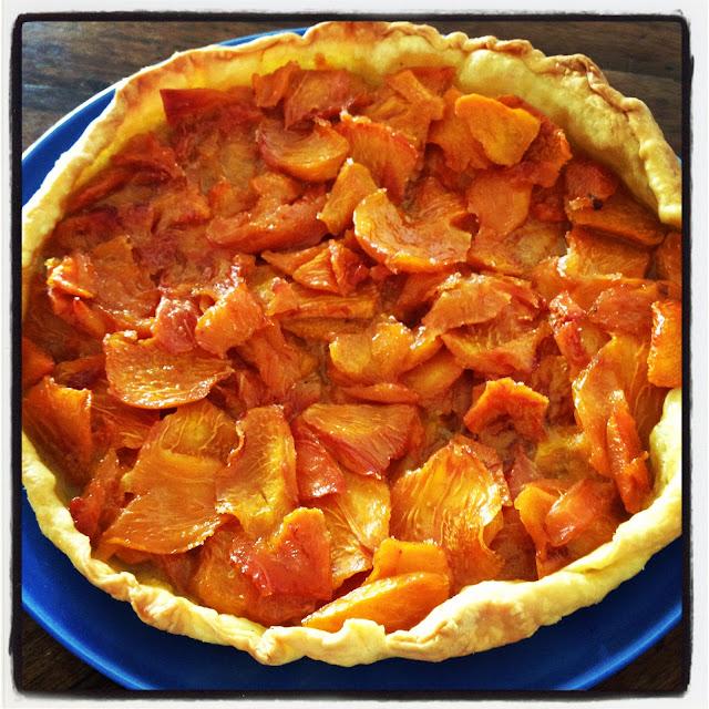 Sweet Kwisine, abricot pays, mamey, tarte, tatin, Martinique