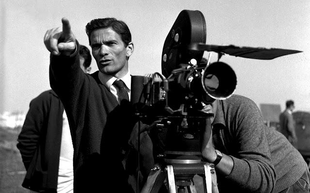 """Resultado de imagen de Pier Paolo Pasolini, ROBERTO VILLA de 60 fotografías del rodaje de """"Las mil y una noches"""