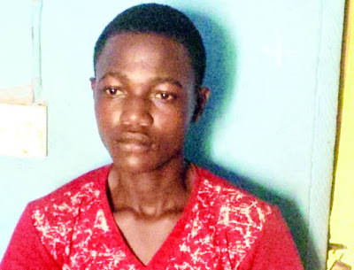 I work for Lagos policeman, says suspected robber