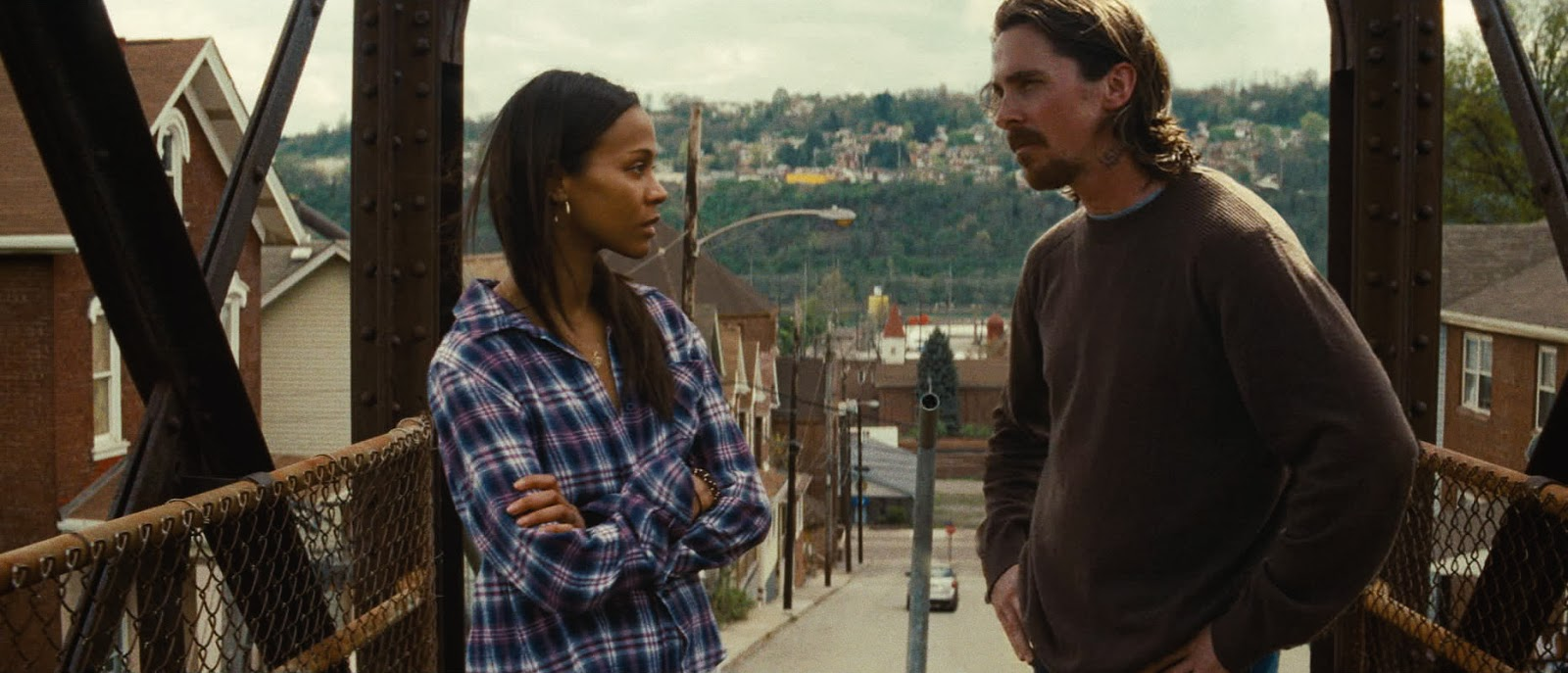 Reel Talk Online: Review: 'OUT OF THE FURNACE', Despite