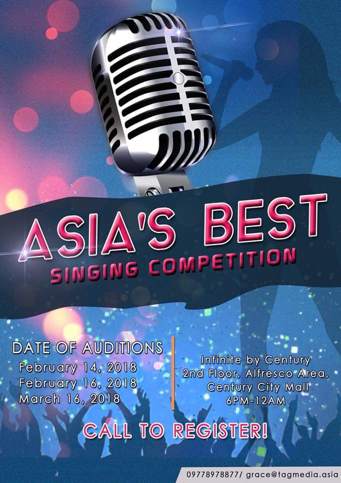 Today Online: Join & Audition in the Asia's Best Singing