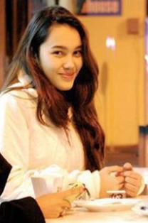 Biodata Michella Putri pemeran Raya