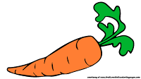carrot royalty free clipart