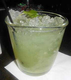 chartreuse smash mint silvertone cedric adams