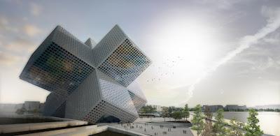arquitectura impresionante