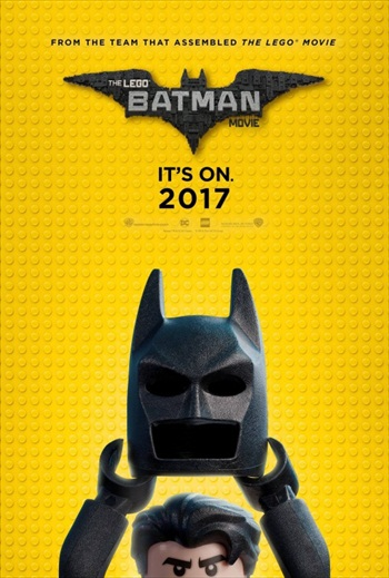 Free Download The Lego Batman Movie 2017 English HDTS 700MB
