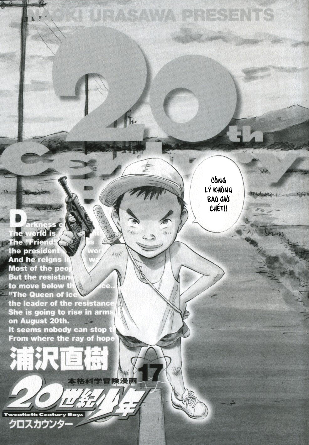 20th Century Boys chapter 182 trang 9