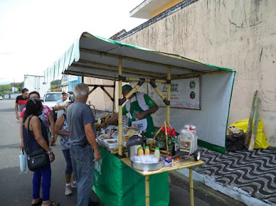 I Feira do Produtor Rural de Sete Barras atrai mais de 400 pessoas