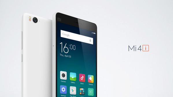 hp Xiaomi Mi 4i