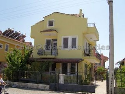 Holiday in Turkey with freedom with villas for rent