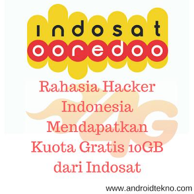 Hacker Indonesia Mendapatkan Kuota Gratis 10GB