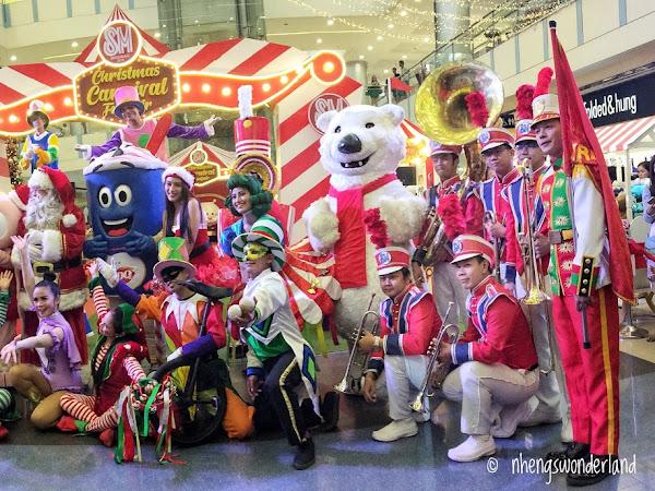 Grand Christmas Parade at SM City Masinag!
