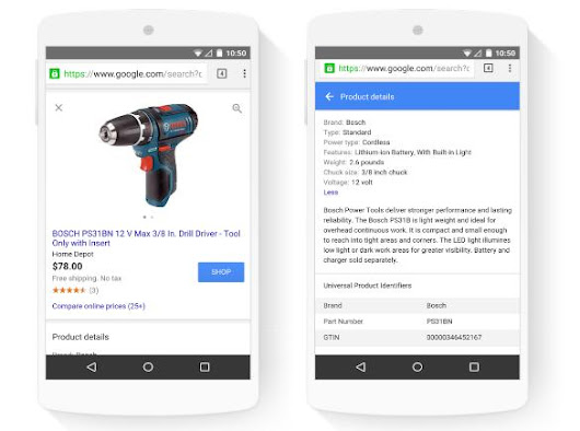 Google Manufacturer Center helps brands find and convert new customers