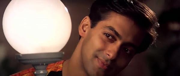 Salman Khan old picture