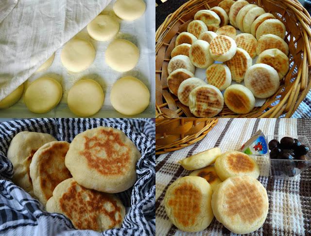 طريقة سهلة جداً لعمل خبز البطبوط المغربي في المنزل مع موقع عالم الطبخ والجمال!