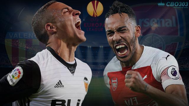 Prediksi Liga Eropa Valencia vs Arsenal (10 Mei 2019)
