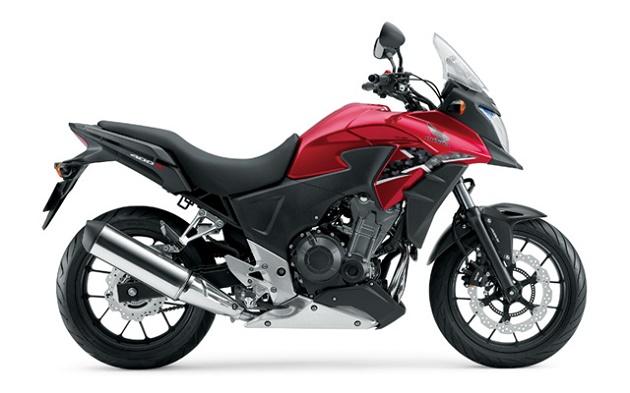 Honda 400X 2016