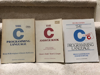 The C Programming Language by K&R