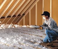 blown-in insulation services