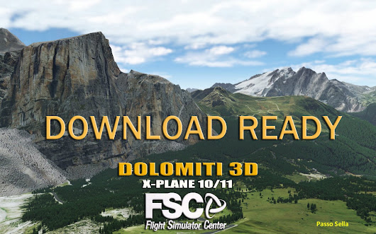 DOLOMITI 3D IN DOWNLOAD !!