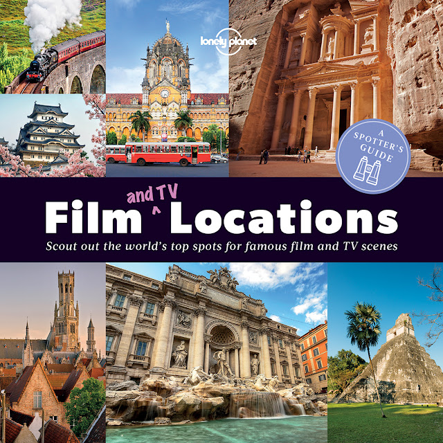 Lonely Planet's Film and TV Locations: A Spotter's Guide Cover