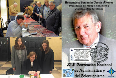 lne.es: Un sello para no olvidar. Homenaje a Benjamín García
