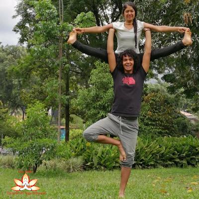 Yoga, Acroyoga, meditación Inbound.
