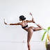 Nigerian US based swimsuit model Michelle Chisara Okoro shares her nude photos on Instagram{Photos}