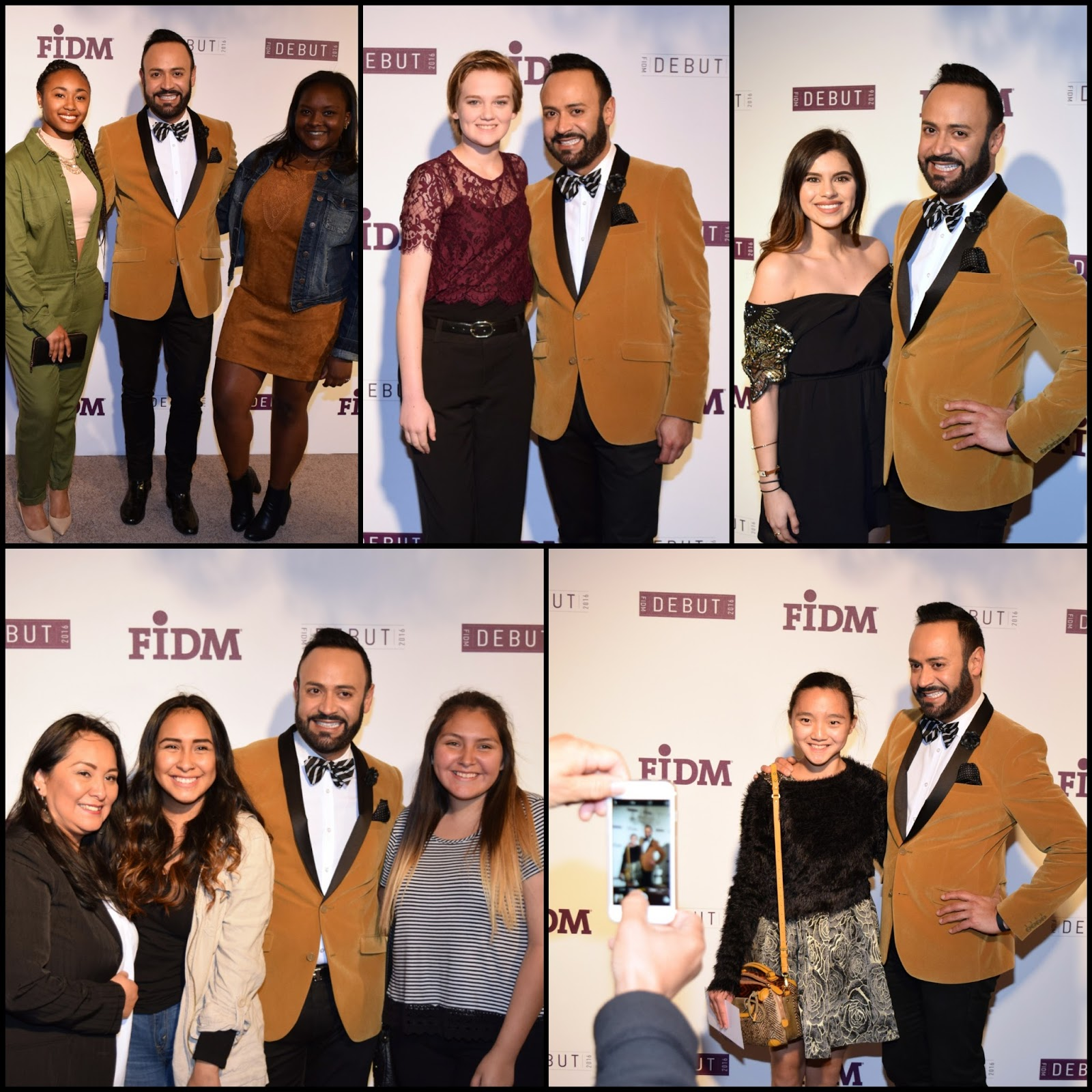 Fidmbut 2016 shows vip meet and greet pics nick verreos thursday day one fidm debit vip tent photo collages from day one of fidm debut 2016 vip tent meet greet the barker hangar santa monica ca kristyandbryce Gallery