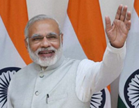 In Maharashtra, PM Modi Launches Road, Sewerage Projects
