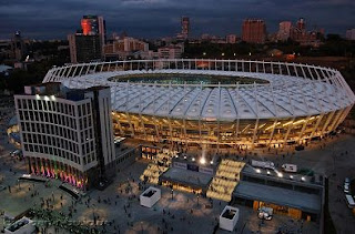 Kiev: Estadio Olímpico