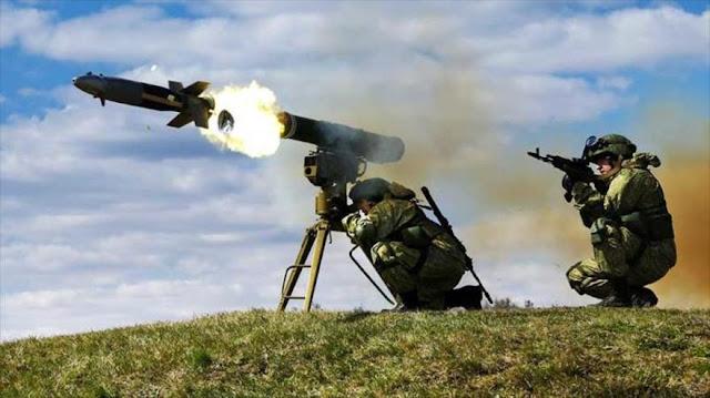 """Misiles antitanque rusos, """"la peor pesadilla"""" de la OTAN"""