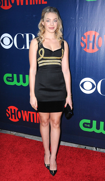 Sadie Calvano Red Carpet TCA Party