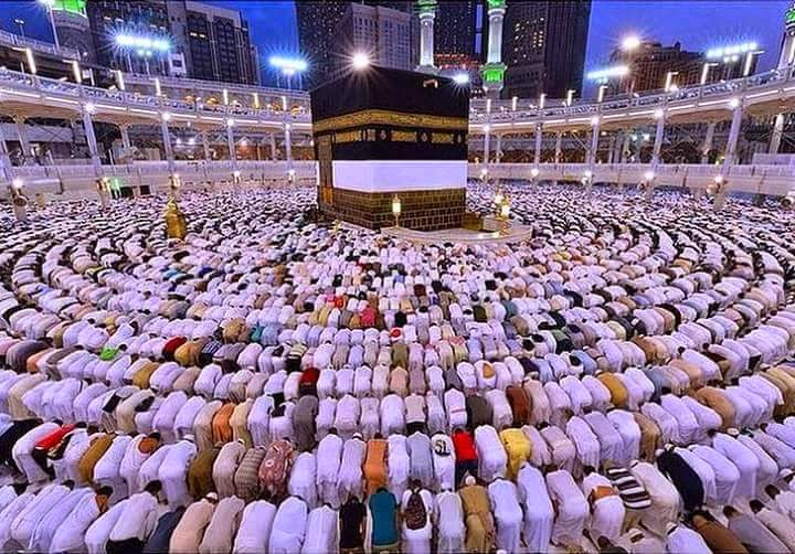 Perintah Shalat Lima Waktu Kepada Nabi Muhammad Saw