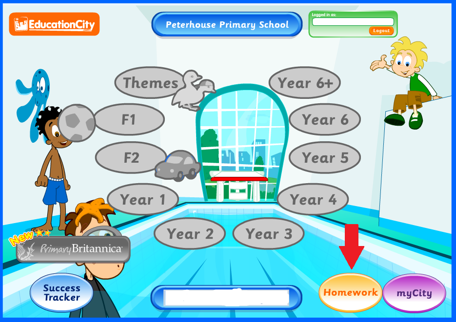 www.educationcity.com homework