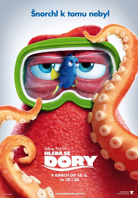 Finding Dory (2016) Movie Review