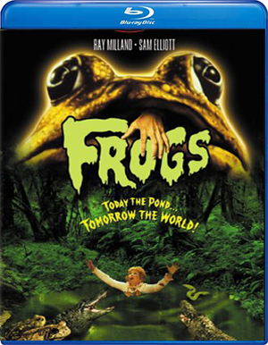 Frogs 1972 Dual Audio 720p BRRip 950Mb