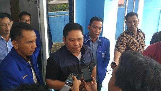 Zainal Abidin Mengaku PAN Partai Yang Tepat Mengusungnya