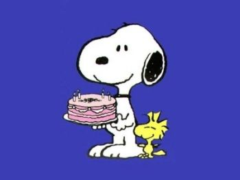 Snoopy Birthday Cake Detroit