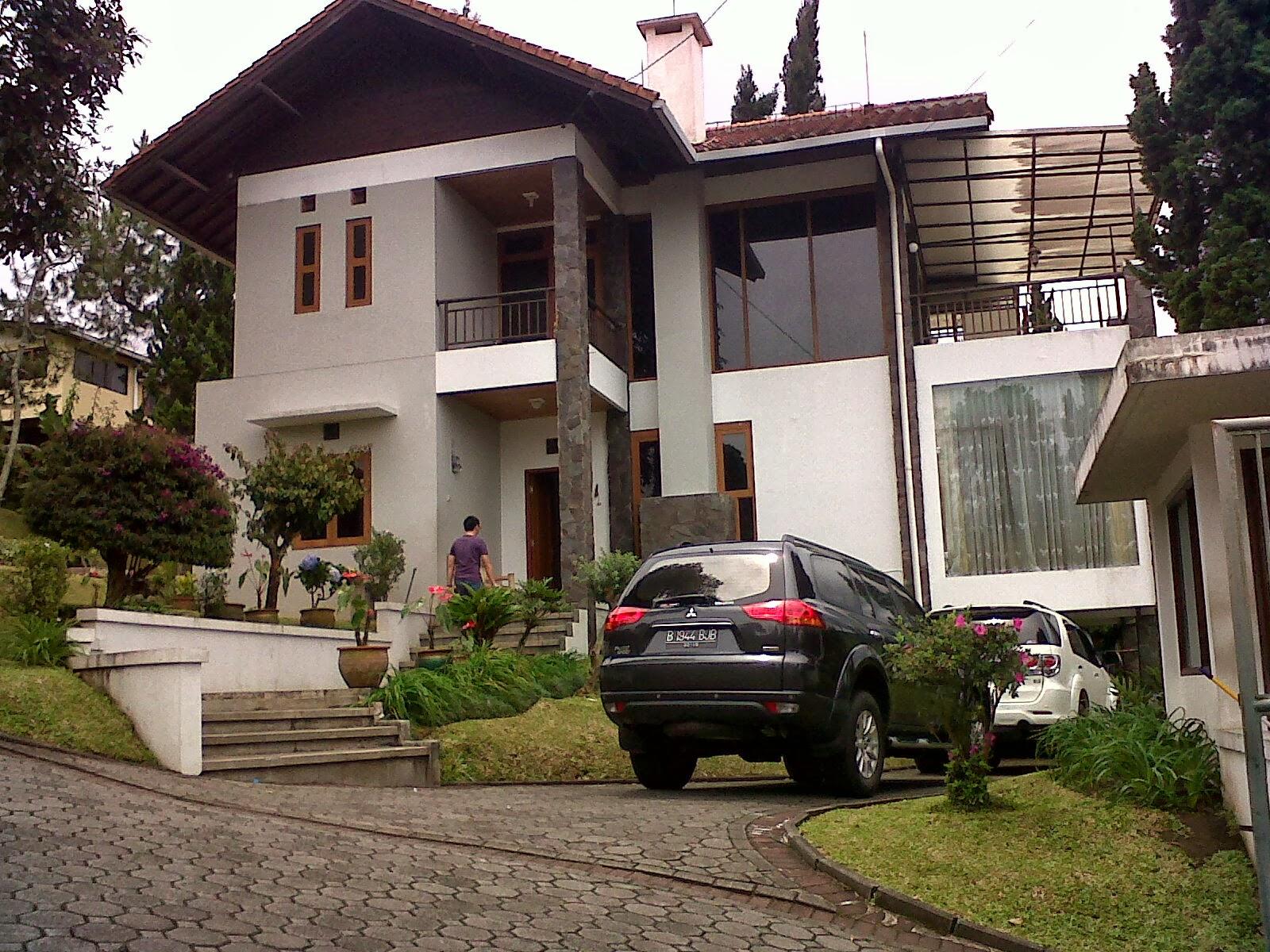 Penginapan Villa Di Lembang Bandung - Villa Favorite ...