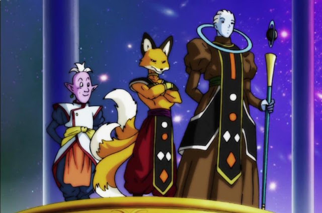 dragon ball super universe 8
